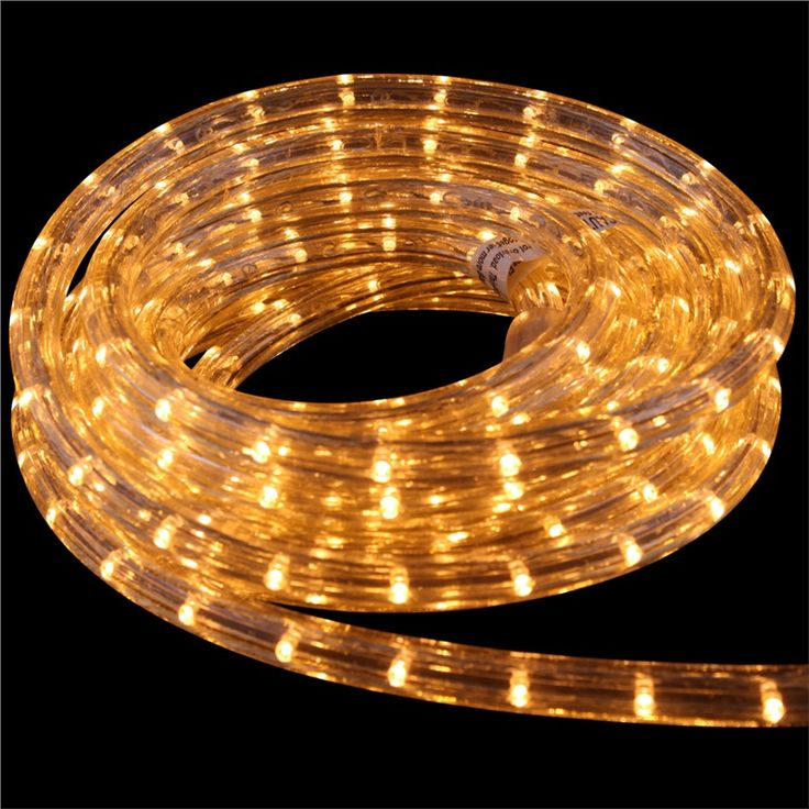 Outdoor rope lights 25 pinterest 30 foot ultra warm white led rope light kit lr led uww mozeypictures Gallery