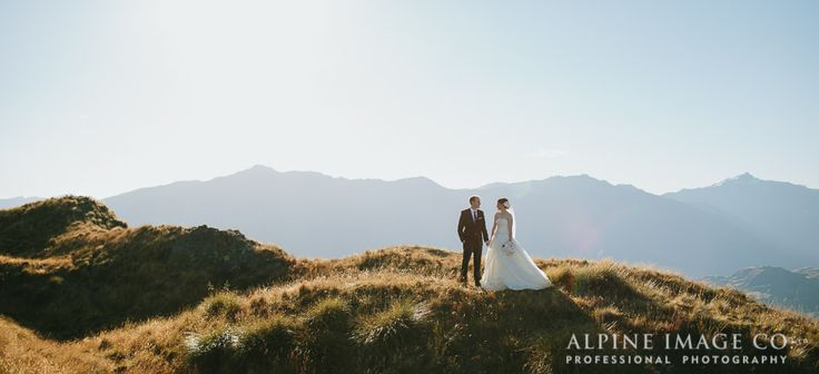 Gorgeous Wanaka mountain wedding - Photography by www.alpineimages.co.nz, Planned by www.boutiqueweddingsnz.com