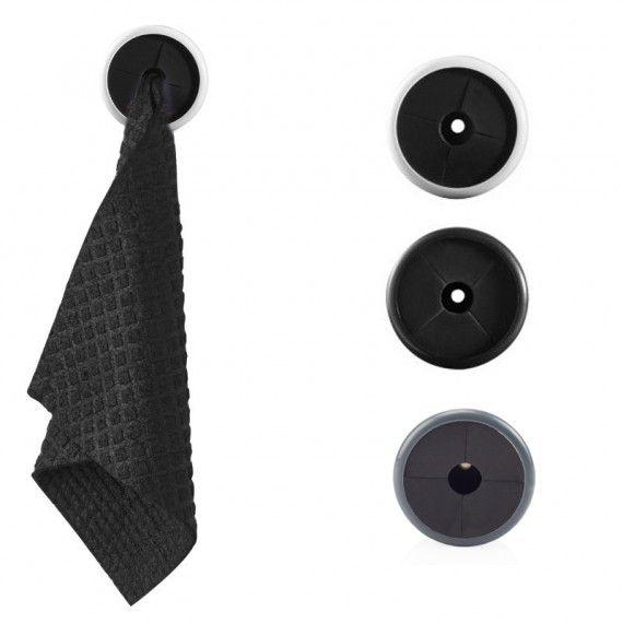 Disktrasehållare Pluring svart - Diska & städa - Kök - Produkter - Designtorget
