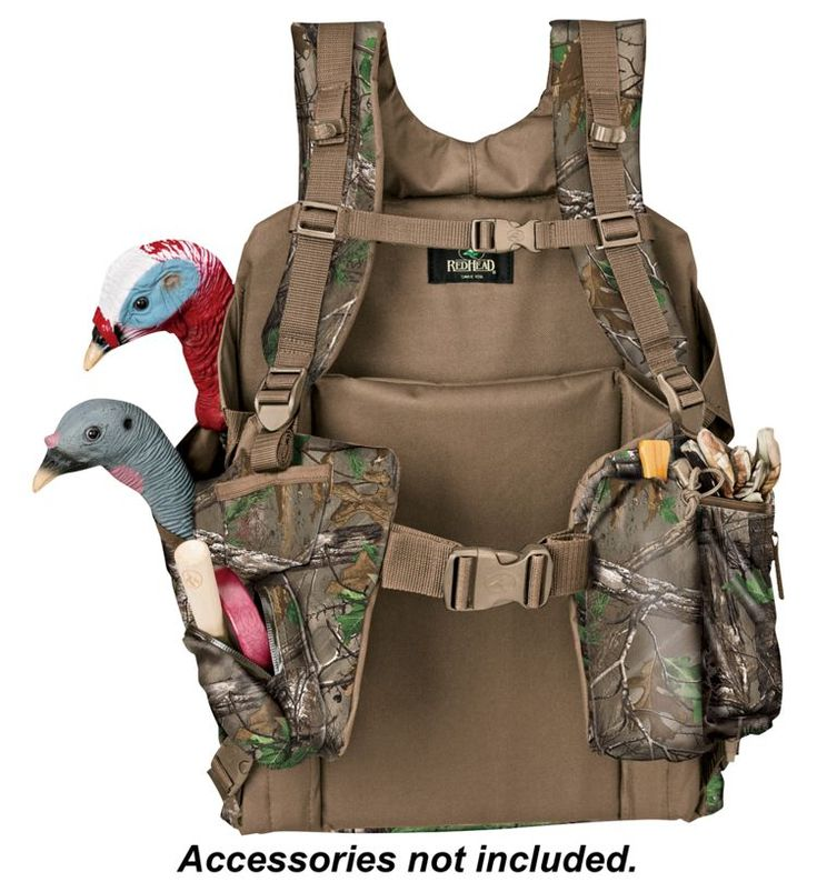 17 Best Images About Turkey Hunting On Pinterest Vests