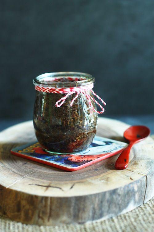 Maple Bourbon Bacon Jam // Set the Table | Chutney Pickles & Relishes ...