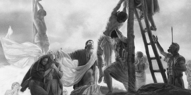 """""""Dio ha tanto amato il mondo che ha dato il suo unigenito Figlio, affinché chiunque esercita fede in lui non sia distrutto ma abbia vita eterna"""". — Giovanni 3:16."""