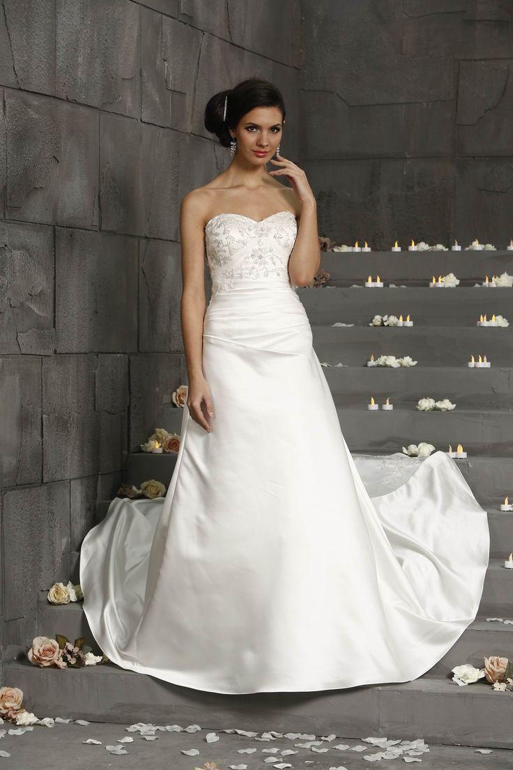 D'Zage #Bridal Style D31407