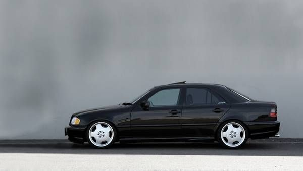 1995 Mercedes Benz c280 amg mods/lowered **SELL/TRADE