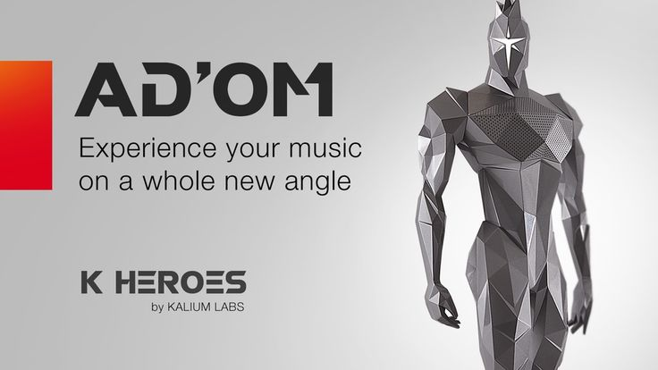 K Heroes: Experience your music on a whole new angle project video thumbnail