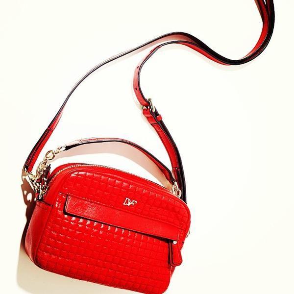 Love this DVF bag! via Vogue @Gemma Ocampo-Sioson Guide @Vogue Magazine