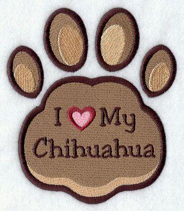I <3 my chihuahuas