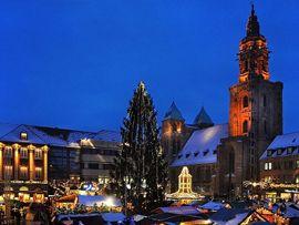 Heilbronner Weihnachtsmarkt 2014