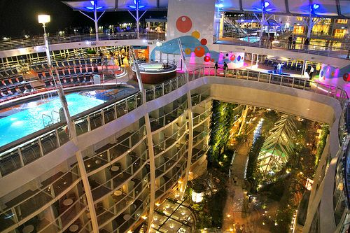 Royal Caribbean Allure Of The Seas! The MOST AMAZING