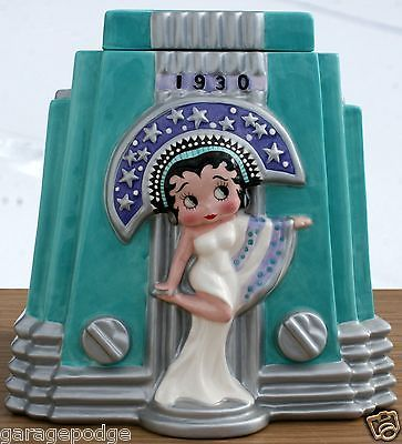 Image result for betty boop art deco