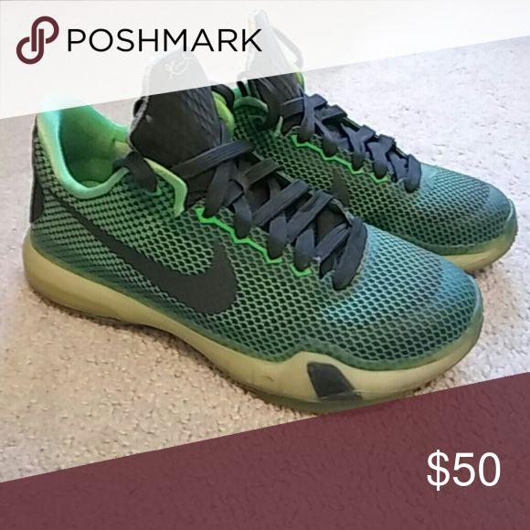 Nike Kobe Sneakers Slighty used Nike Shoes Sneakers