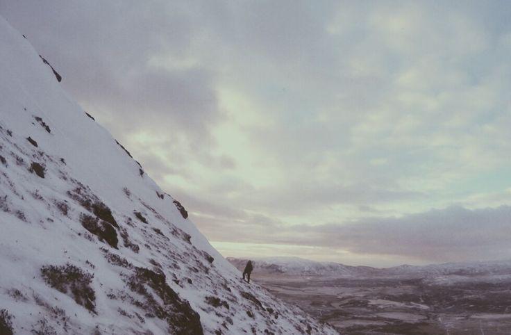 #hiking #mountain #iceland