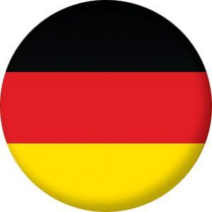 Germany-Mozambique Flag Pin Flag Pins fahnenpin flaggenpin Badges