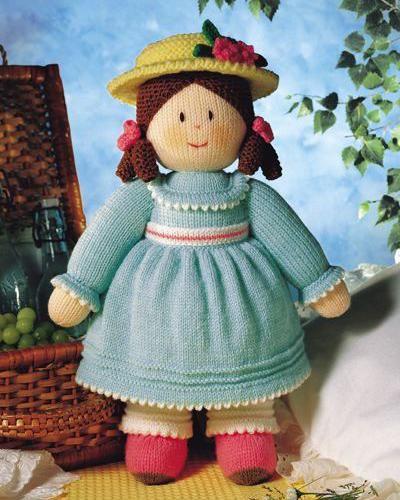 Вязание кукол на liveinternet