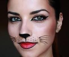 Resultado de imagen de disfraz de gato negro