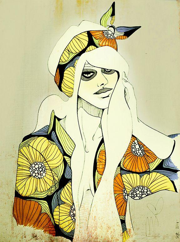 Flower Power - Marleen van de Velde