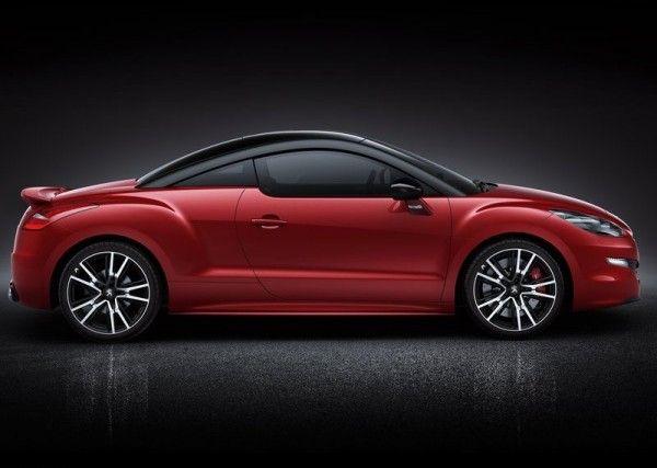 2014 Peugeot RCZ R Images 600x427 2014 Peugeot RCZ R Review Details