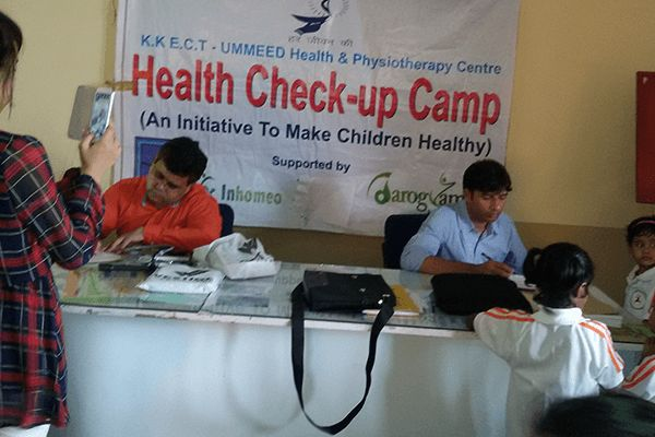 Health Check-Up Camps