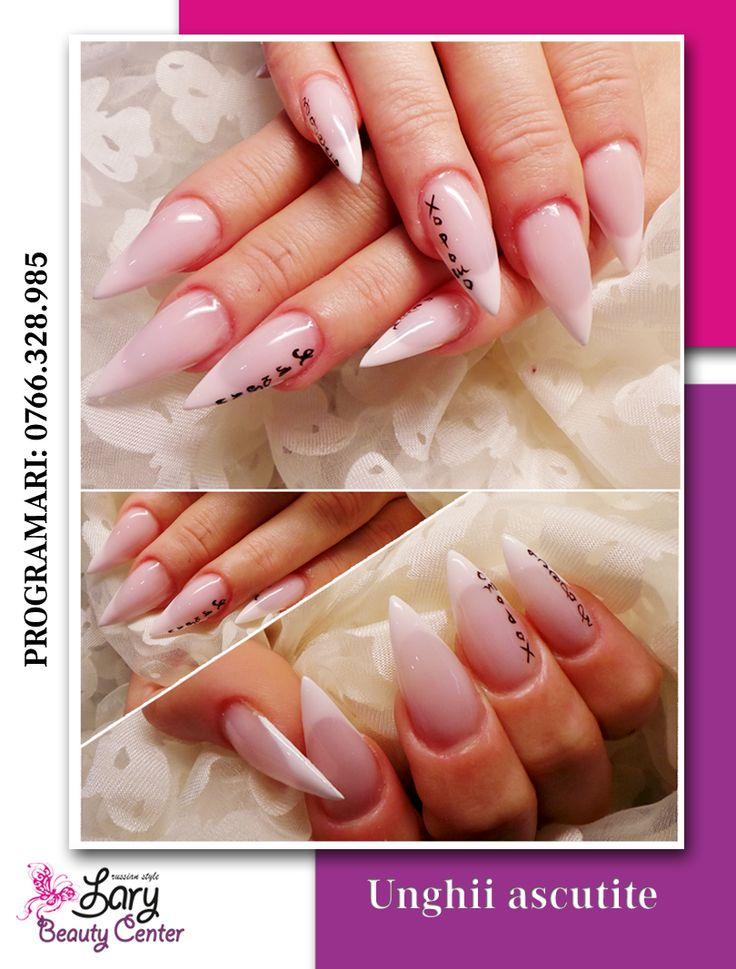 unghii ascutite http://www.larybeautycenter.ro/