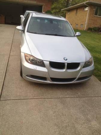 Car brand auctioned:BMW: 3-Series E90 2007 Car model bmw 328 i e 90 fully loaded
