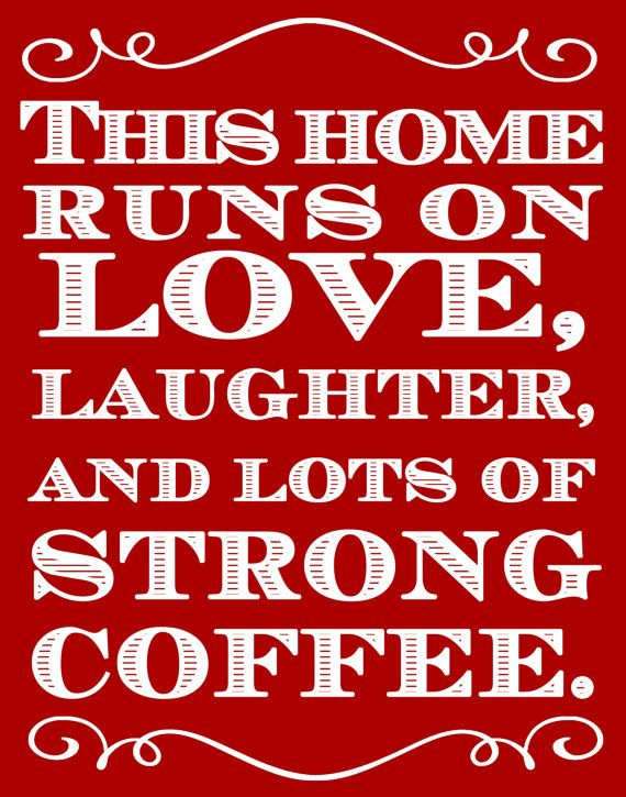 Love, Laughter, Coffee!