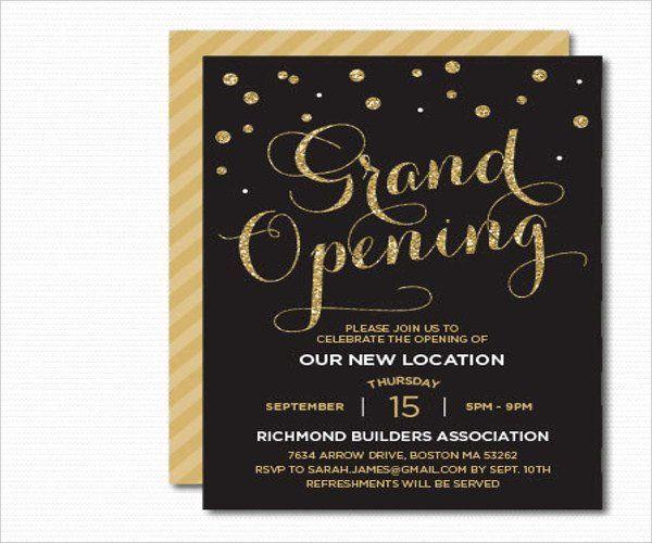Restaurant Soft Opening Invitation Fresh Fice Inauguration Invitation Card Sample Invitation Card Format Invitation Card Sample Marriage Invitation Card Format