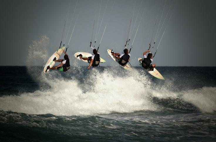 Brunotti kite wave