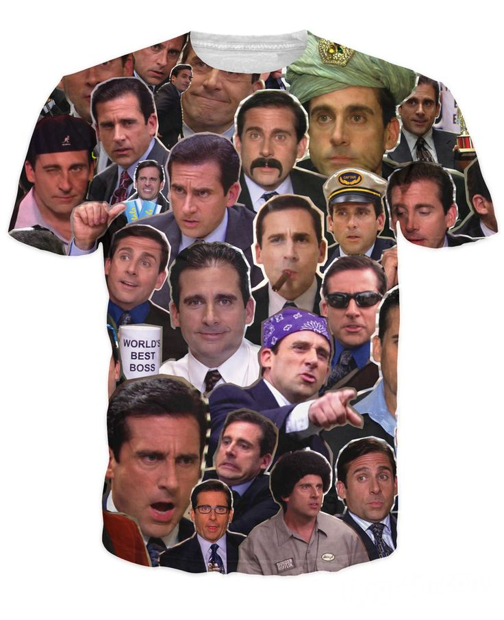 Free Shipping Many Faces of Michael Scott Paparazzi T Shirt Fashion summer style t shirt Character tees Sport tops for women men-in T-Shirts from Women's Clothing & Accessories on Aliexpress.com | Alibaba Group