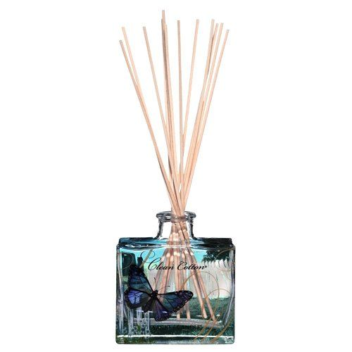 Yankee-Candle-Fluffy-Towels-Signature-Reed-Diffuser-White