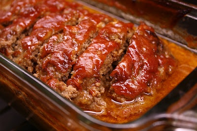 Probably not healthy but super good! Sweet and Sour Simple Meatloaf. I ...