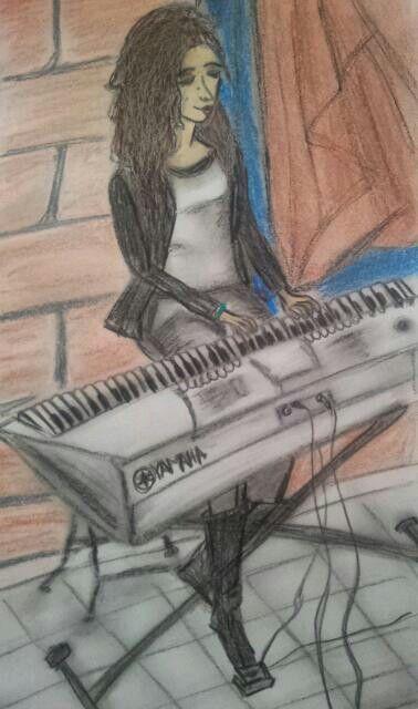 """""""Piano Girl"""""""
