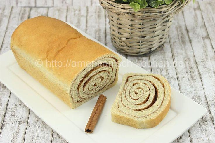 Rezept: Zimt-Brot / Cinnamon Bread /Cinnamon Swirl Bread Ein luftig-lockeres Zimtbrot ist genau das richtige für diejenigen unter Euch, die selbstgemachtes Brot und den Duft von Zimt lieben, wenn er beim Backen die ganze Wohnung durchströmt =) Mhhh…. Zutaten: Für eine 30cm Brotform/Königskuchenform 500g Mehl 1/2 Würfel frische Hefe (oder …