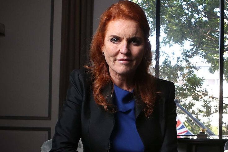 Sarah Ferguson on Her Past: 'If I Could Turn Back Time, I Wouldn't Change Anything'