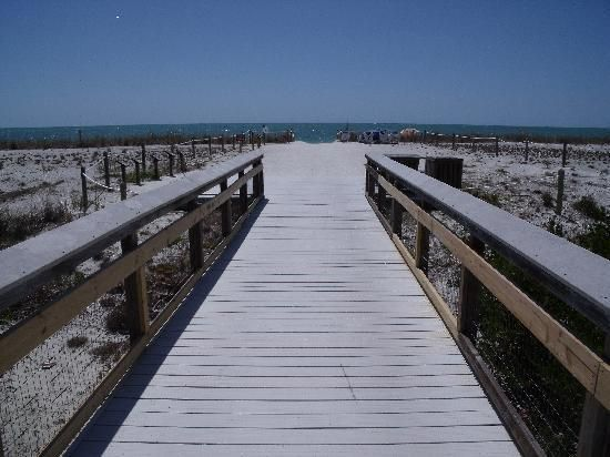 picturesof beaches in fort myers | Lovers Key State Park: Boardwalk to the beach