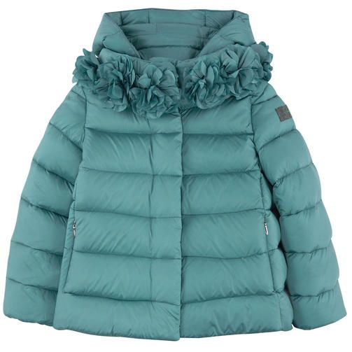 Il Gufo - Coat with feather padding - 138605