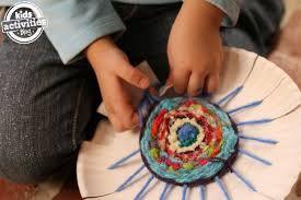 Image result for preschool weaving
