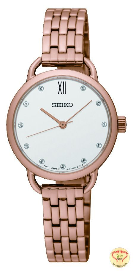 Rakshabandhan (August 7) celebrates the eternal bond between brothers sisters. And SEIKO has come up with a ladies watch collection for this special occasion.