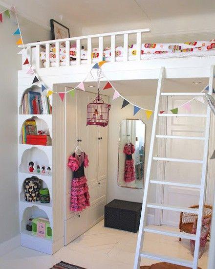 Shake My Blog | Une mezzanine dans la chambre des enfants