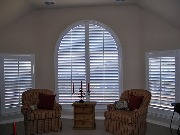 Our #shutters are costumed to suit all window types.