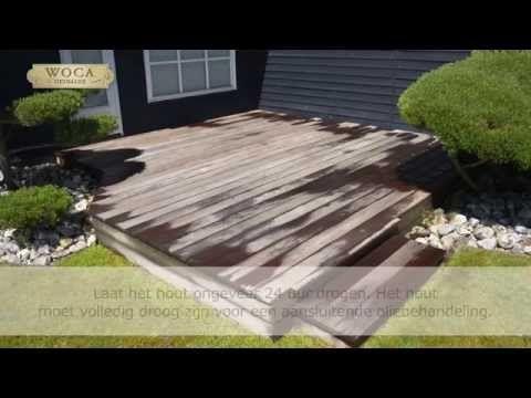 Woca Exterior Cleaner - Behandeld hout - Verf & Olie - Overige Producten