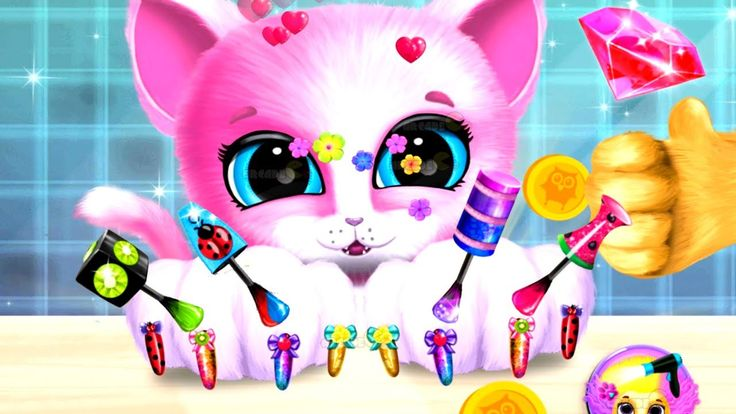 Fun Pet Care Kids Games - Baby Play & Learn Colors Beauty Hair Salon Makeover Game for Girls - https://www.fashionhowtip.com/post/fun-pet-care-kids-games-baby-play-learn-colors-beauty-hair-salon-makeover-game-for-girls-2/