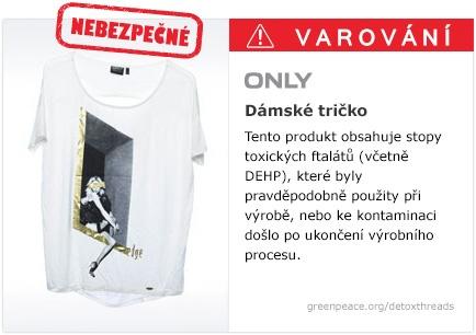 Only tričko   #Detox #Fashion