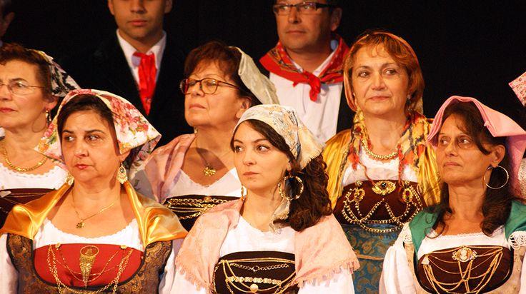 Soprani - Coro Folkloristico Abruzzese