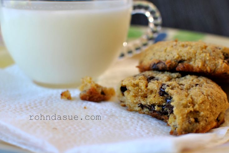 Chocolate Chip Cookies (low carb, S)