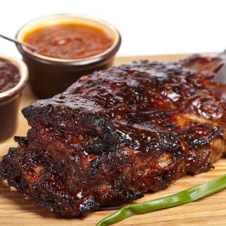 This roasted rib recipe has you bake the ribs in the oven over very low heat and complete them under the broiler.  A very delicious rib recipe!. Roasted RIbs Recipe from Grandmothers Kitchen.
