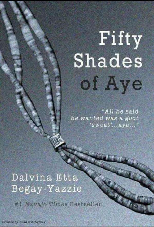 fifty shades of aye... lmao