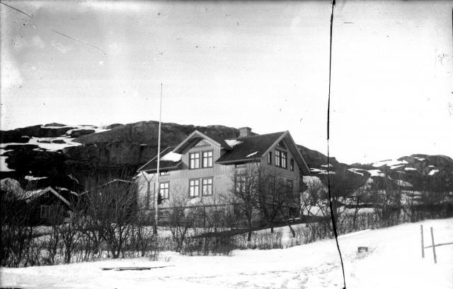 Elias Henrikssons hus, mitt emot mitt, Nordgård 1917