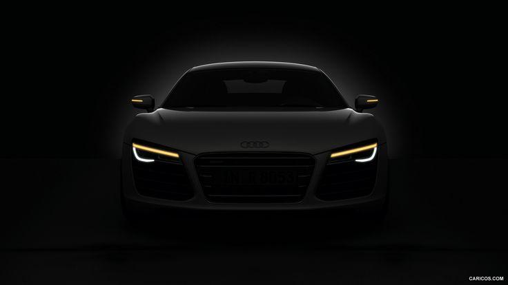 2013 Audi R8 Led Headlights Cars Pinterest