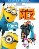 Despicable Me 2 [Includes Digital Copy] [UltraViolet] [Blu-ray/DVD] [2 Discs] [Eng/Fre/Spa] [2013], 31537698