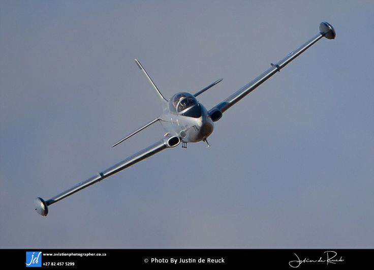 Ex South African Air Force Atlas MB-326M Impala Mk1